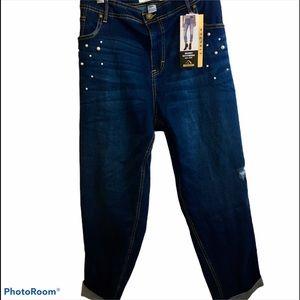 Jean plus size